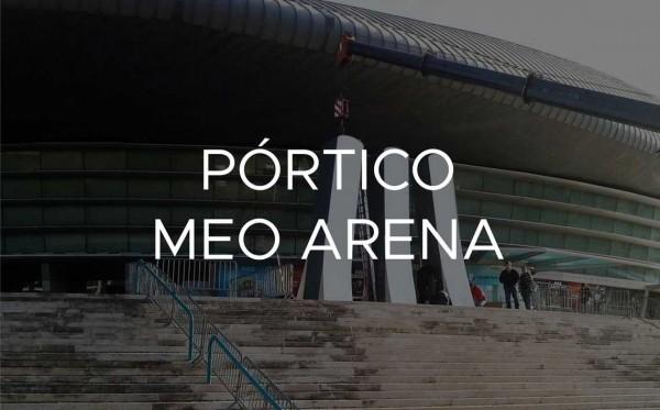 Pórtico MEO Arena