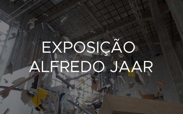 Exposição Shadows - Alfredo Jaar